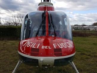 Ricerche Maria Iolanda Tanci, ritorna l'elicottero dei vigili del fuoco FOTO