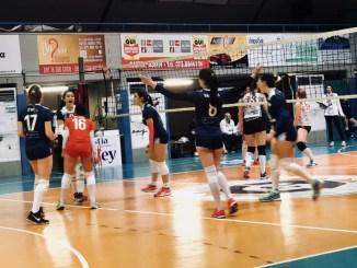 Gargotta Bastia Volley demolisce la Nuova Trasimeno, tre a zero