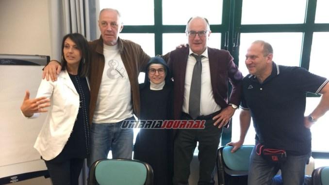 Suor Myriam è diventata giornalista, la prima ed unica monaca iscritta all'Ordine