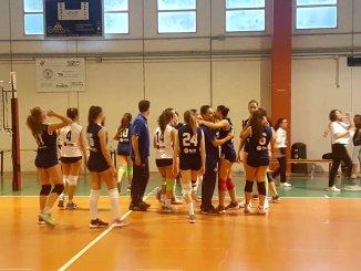 UnipolSai Bastia Volley festeggia ancora, è serie D!