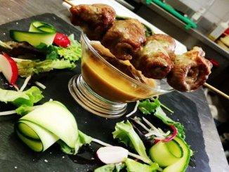 Ristorante Magnavino, a Bastia Umbra anche un ristorante all'aperto