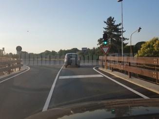 Riaperto il ponte di Bastiola, dopo due anni di attesa