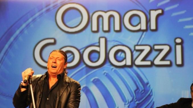 Omar Codazzi, canzoni, musica e buon cibo alla Sagra della Porchetta