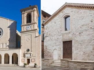 Le Chiese dedicate all'Arcangelo Gabriele a Bastia Umbra