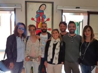 Ente Palio ospite dell'Open Day al Serafico di Assisi