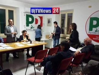 Programma del Direttivo PD di Bastia per definire la candidatura a Sindaco