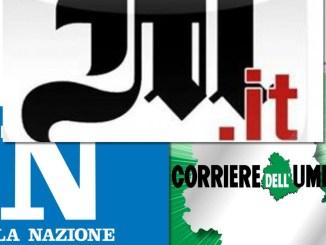 Rassegna Stampa Locale Di Assisi e Bastia Umbra Del 13 Ottobre 2018