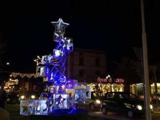 Alberi di Natale dei Rioni a Bastia Umbra, vince Portella