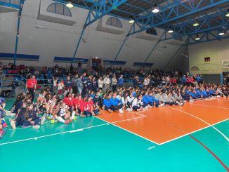 Memorial Sulpizi Città di Bastia volley vincono Cascinese e Lupi Santa Croce