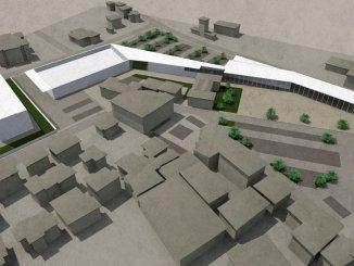 Consiglio comunale adotta variante urbanistica area ex mattatoio