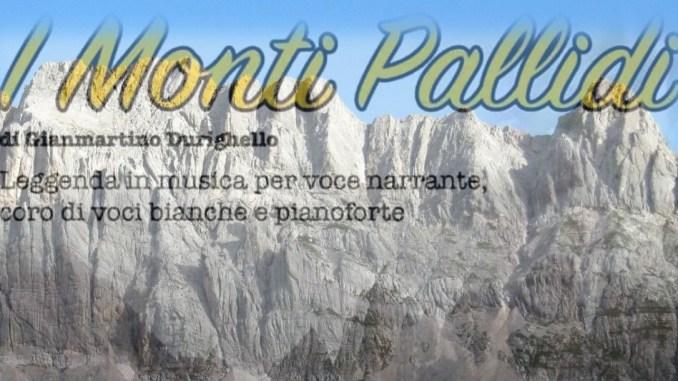 I Monti Pallidi la leggenda degli gnomi e il racconto di due innamorati