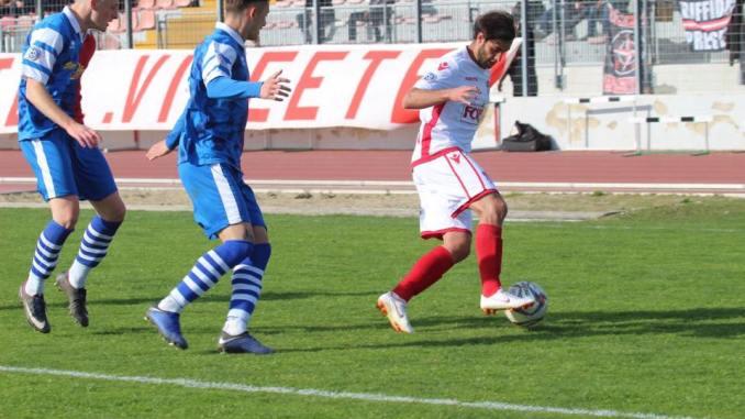 Bastia calcio perde contro il Gavorrano in casa per 2 a 4