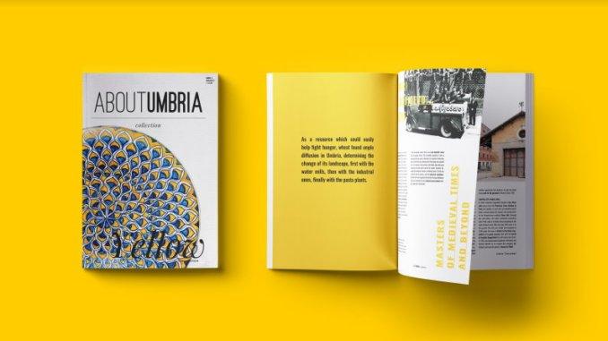 Aboutumbria Collection Yellow, a Bastia la presentazione del magazine