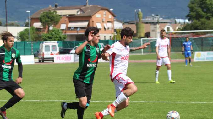 Calcio, pareggia 2-2 il contro il Tuttocuoio