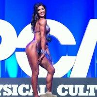 "Valentina ""Wonder"" Asciutti campionessa europea di body building Pca"