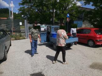 Isola Ecologica nell'area industriale, chiusa, la rabbia dei cittadini