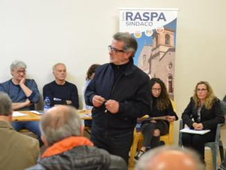 Lucio Raspa, cambiare tutto per non cambiare niente