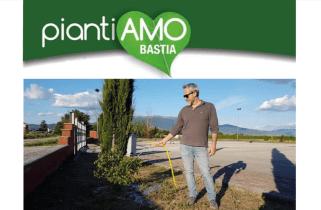 PianTiAmo Bastia oggi l'installazione nuovo impianto di irrigazione