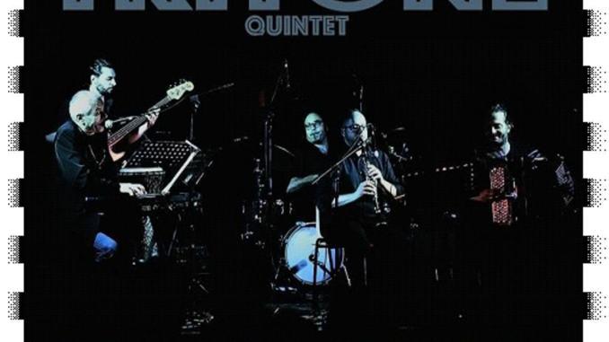 Musica Live per un Quintetto Tritone in piazza Mazzini Estate a Bastia