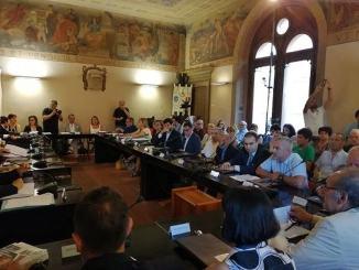 I punti trattati nell'ultimo consiglio comunale di Bastia Umbria