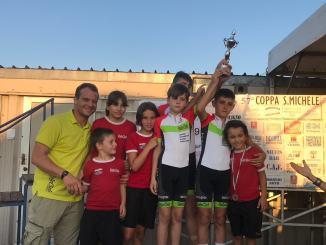 A Bastia Umbra giovanissimi sui pedali il 10 agosto nel giorno di San Lorenzo