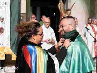 Palio de san Michele, Soltanto Uno, la sfilata del Rione san Rocco