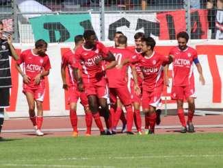 Calcio, serie D, Domenica torna il derby Foligno-Bastia