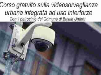 Corso sulla videosorveglianza integrata ad uso interforze