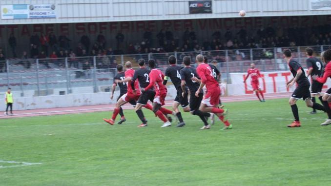 Sfiga cosmica per il Bastia calcio, battuto allo scadere da Monterosi  Foto