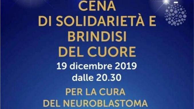Cena di Solidarietà e Brindisi del Cuore 19 Dicembre
