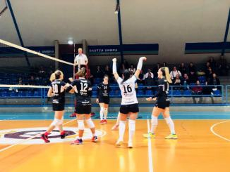 Volley, Abita Infissi Bastia, rimonta al cardiopalma con Trestina