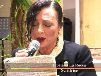 Floriana La Rocca all'Auditorium Sant'Angelo con i suoi libri, Bertoni editore