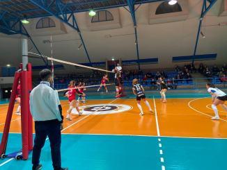 Volley, Abita infissi Bastia, primo sorriso del 2020
