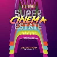 Arriva il cinema all'aperto, ci siamo, Cinelido Esperia dal 1 luglio