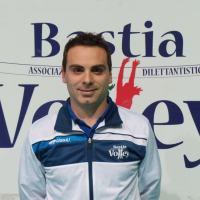 Fabrizio Raspa lascia il Bastia volley dopo 16 anni da allenatore