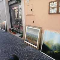Galleria d'Arte diffusa, successo a Bastia Umbria per l'evento