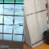 Piove nella palestra di Borgo I Maggio allenatori rimandano a casa atleti