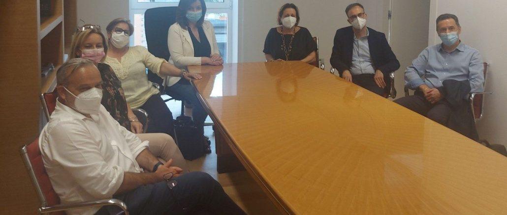 Si è svolto il secondo incontro tra l'Amministrazione e Sviluppumbria