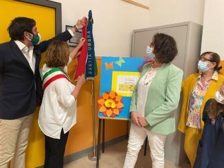 Intitolazione laboratorio digitale al professor Sculco alla primaria Don Bosco