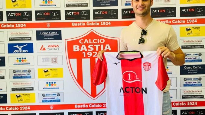 Corrado Adreani completa il reparto difensivo del Bastia Caclio