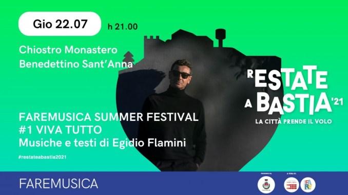 rEstate a Bastia, il programma della settimana dal 19al 25luglio