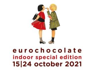 """Sabato 23 a Eurochocolate special guest Ernst Knam, volto televisivo di """"Re del cioccolato"""" e """"Bake Off Italia"""""""