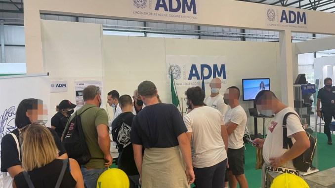 Agriumbria 2021: successo di pubblico presso lo stand Adm
