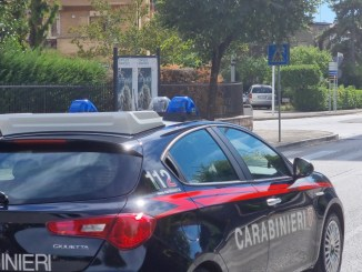 Causa grave incidente e scappa, rintracciato e denunciato dai Carabinieri