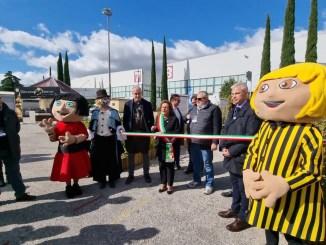 Il Velo Club bastiolo omaggia Eurochocolate, tappa Bastia – Perugia e ritorno in bicicletta