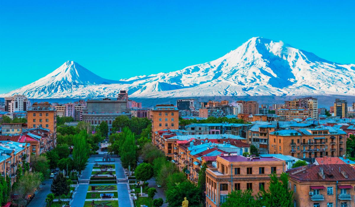 Everan, a capital da Arménia é o segredo mais bem guardado da antiga União Soviética