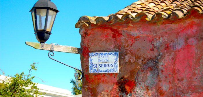 À Descoberta de Colónia do Sacramento no Uruguai