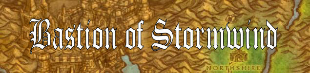 Bastion of Stormwind Banner