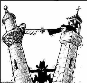 solidariteit tussen religies