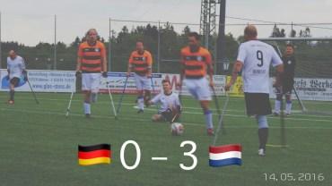 Nederland zet Duitsland met 3-0 opzij
